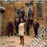 I LEARNED THE HARD WAY                    cd musicale di JONES SHARON & THE DAP KINGS
