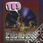 BEYOND AND BEFORE THE BBC REC. '69/'70    cd musicale di YES