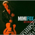 CD - MIMI FOX - SHE'S THE WOMAN cd musicale di Fox Mimi