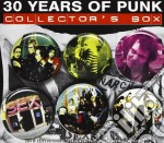 30 YEARS OF PUNK                          cd musicale di Artisti Vari
