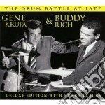 The drum battle at jatp cd musicale di Gene & rich Krupa