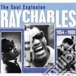 The soul explosion - 1954-1960 cd musicale di Ray Charles