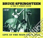 LIVE AT THE MAIN POINT1975 (2 CD) cd musicale di SPRINGSTEEN, BRUCE