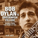 Greenwich village cd musicale di Bob Dylan