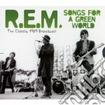 R.E.M. - Songs For A Green World cd musicale di R.e.m.