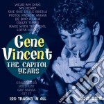 The capitol years cd musicale di Gene Vincent