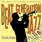 The music that inspired a revolution cd musicale di Beat generation jazz