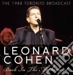 Back in the motherland cd musicale di Leonard Cohen