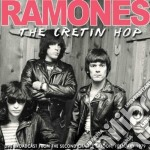 The cretin hop-live 1979 cd musicale di Ramones