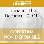 THE DOCUMENT                              cd musicale di EMINEM