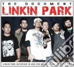 The document + dvd cd musicale di Linkin Park