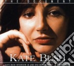 THE DOCUMENT - CD+ DVD                    cd musicale di Kate Bush