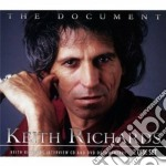 The document cd musicale di Keith Richards
