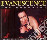 The document cd musicale di Evanescence