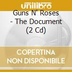 DOCUMENT cd musicale di GUNS N' ROSES