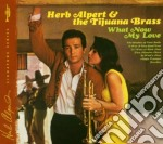 What now my love cd musicale di Herb alpert's tijuan