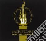 Sacrificare cd musicale