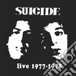 LIVE 1977-78 (LIMITED EDITION SIX CD      cd musicale di SUICIDE