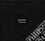 Gravitoni cd musicale di Sonic Pan