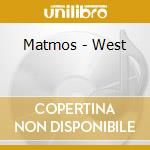 WEST cd musicale di MATMOS