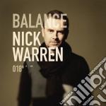 Balance nick warren cd musicale di Artisti Vari