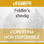 Fiddler's shindig cd musicale di Autumn Mostly