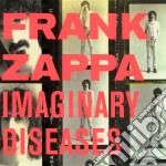 IMAGINARY DISEASES cd musicale di ZAPPA FRANK