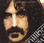 Apostrophe cd musicale di Frank Zappa