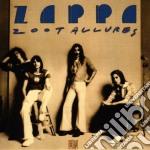 Zoot allures cd musicale di Frank Zappa
