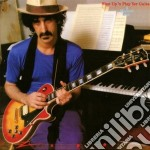 Shut up and play yer guita cd musicale di Frank Zappa