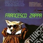 Francesco zappa cd musicale di Frank Zappa