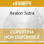 AVALON SUTRA cd musicale di BUDD HAROLD