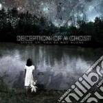 Deception Of A Ghost - Speak Up You're Not Alone cd musicale di DECEPTION OF A GHOST