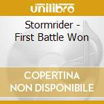 First battle now cd musicale