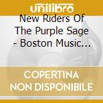 New Riders Of The Purple Sage - Boston Music Hall 1972 cd musicale di New riders of the pu