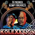 Kolexxxion cd musicale di Dj premier & bumpy k