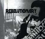 Rebelutionary cd musicale di Reks
