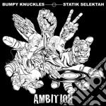 Bumpy Knuckles & Static Selektah - Ambition cd musicale di Bumpy knuckles & sta