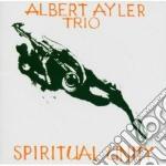 Spiritual unity cd musicale di Albert ayler trio