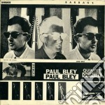 Barrage cd musicale di Paul bley quintet