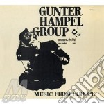 Gunther Hampel Group - Music From Europe cd musicale di GUNTHER HAMPEL GROUP
