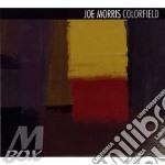 COLORFIELD                                cd musicale di MORRIS JOE