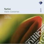 Apex: concerti per violino cd musicale di Tartini\scimone-soli