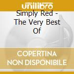 THE VERY BEST OF (2CDx1) cd musicale di SIMPLY RED