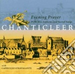 Evening prayer - purcell anthems & hymns cd musicale di PURCELL\CHANTICLEER
