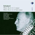 Apex: messe nn. 4 & 5 cd musicale di Schubert\menuhin - s