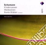 Apex: kinderszenen - waldszenen - bunte cd musicale di Schumann\pires m. jo