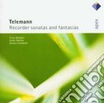 Apex: sonate e fantasie cd musicale di Telemann\bruggen - b