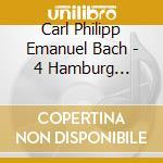 Apex: 4 hamburg sinfonie cd musicale di C.p.e.\rolla Bach