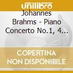 Apex: piano concerto n. 1 - 4 ballate op cd musicale di Brahms\buchbinder -